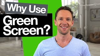 Why Use Green Screen Video? 5 Things You Need To Know!