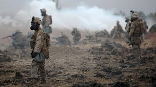 US Marines, Australian and French Armed Forces Training at Exercise Koolendong - Australia