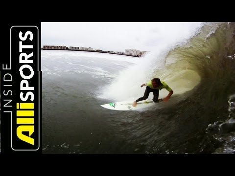 East Coast Hurricane Surfers on Surviving Sandy - Part 2 | Inside Alli Sports