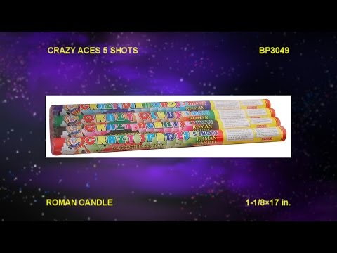 5 Ball Crazy Aces