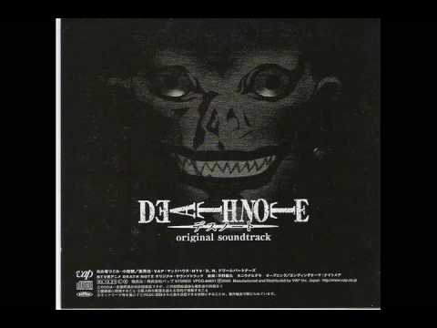 Death Note - Death Note Main Theme
