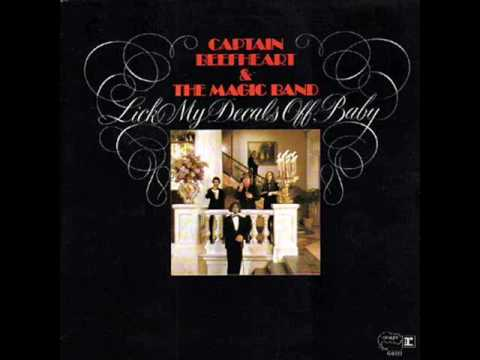 Captain Beefheart - I Wanna Find Me A Woman That