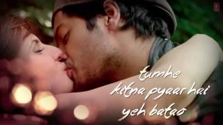 PYAAR MANGA HAI  Lyrical Video Song   Zareen Khan  Ali Fazal   Armaan Malik  Nee