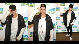 Justin bieber The Elvis Duran Z100 Morning Show' NY.2015 ♛
