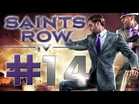 Saints Row 4 Gameplay #14 - Neid-Blöd