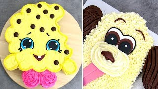AWESOME Cupcake Cakes Decorating | DIY Birthday Cake Decoration Ideas