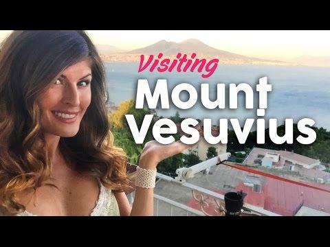 Visiting Mount Vesuvius:  Video Travel Tour