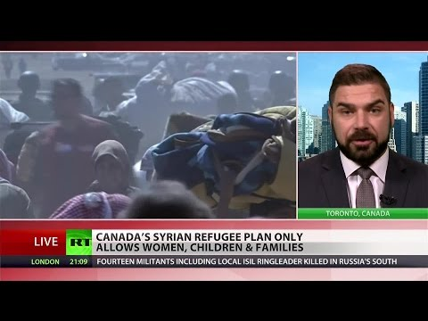 Women, Children, Families: Single men locked out of Canada's Syrian refugee plan