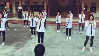 [Ngoại Khóa] Nhảy Hiện Đại - Mashup Good Boy + Baby + Louder - Team 12D3 || NHA Confession