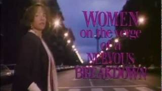 Women on the Verge of a Nervous Breakdown (1988) - Official Trailer
