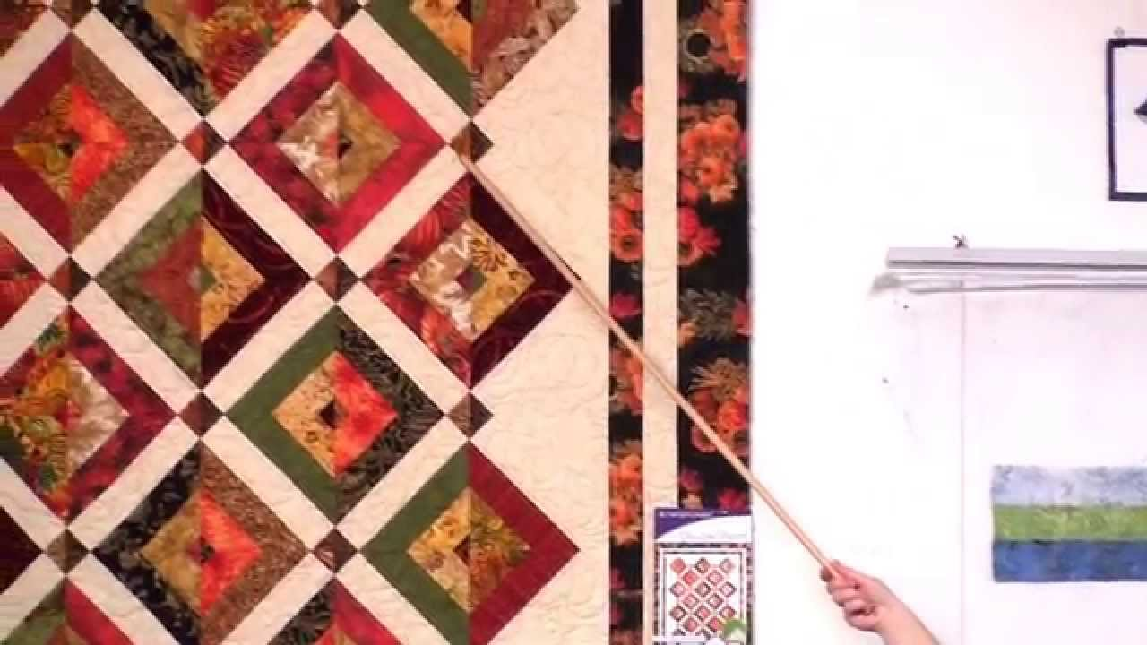 Double Vision - Strip Presentation by Cozy Quilt Designs - YouTube