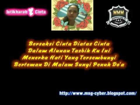 Alma Istikharah Cinta + Lirik Lagu video