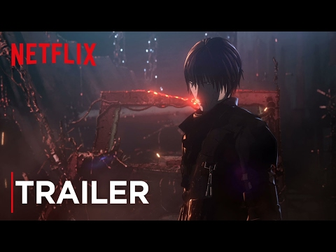 BLAME! - A Netflix Original Film - Coming Soon [HD]