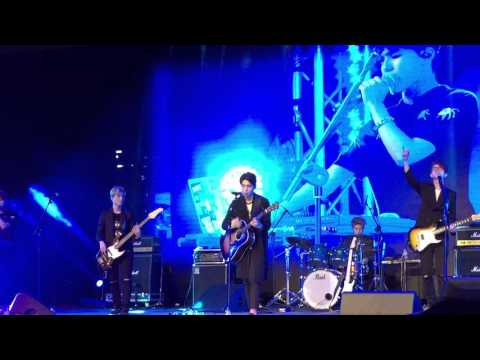 [FANCAM] 151205 DAY6 데이식스 1st Fan Meeting - Stop And Stare (One Republic Cover) in Singapore