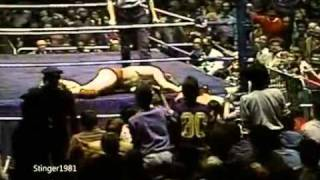 Bob Backlund vs. Don Muraco Pt.2