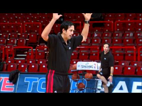 Profile of Miami Heat Head Coach Erik Spoelstra