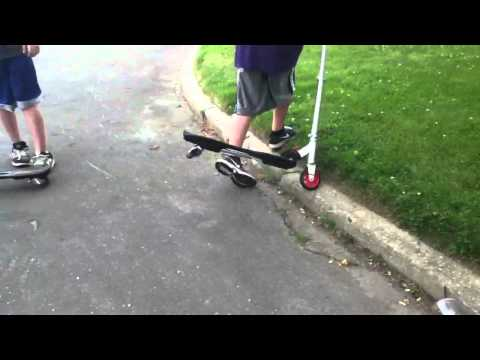 Extreme scooter tricks ep.2
