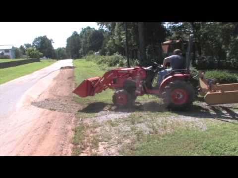 How To Use A Land Leveler Part I
