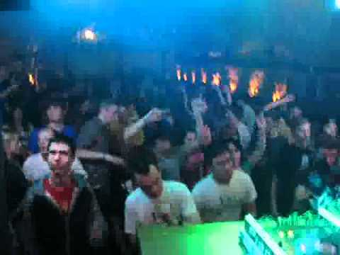Zap - 8th DRUMANDBASS PARAD @ HDRD Club, Lvov 21.01.2012