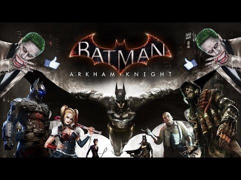 ОБЗОР TIME │ BATMAN: ARKHAM KNIGHT