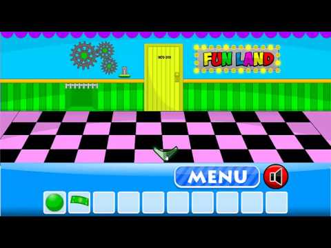 Find HQ Fun House Walkthrough