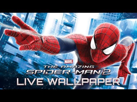 Amazing Spider-Man 2 Live WP APK Cover