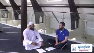 My Journey To Islam – Brother Danyal