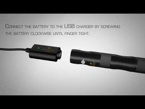 How to Charge the Battery for Tsunami VPower