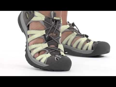 Video: Women's Whisper Sandal