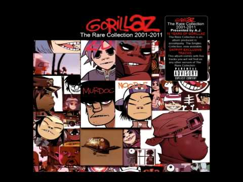 Gorillaz - The Singles Collection 2001 - 2011 (full Album) video