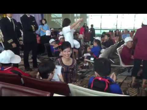 ComChest beneficiaries invited to Singapore Airlines charity flight