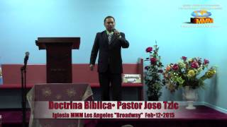Doctrina Biblica Iglesia MMM Los Angeles