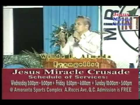 Jesus Miracle Crusade International Ministry Jmcim 12 video