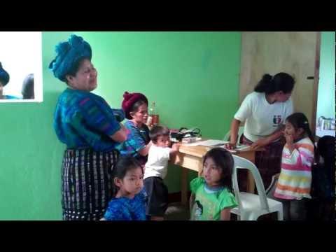 Child Malnutrition screening of one school by NMGH in Santa Catarina