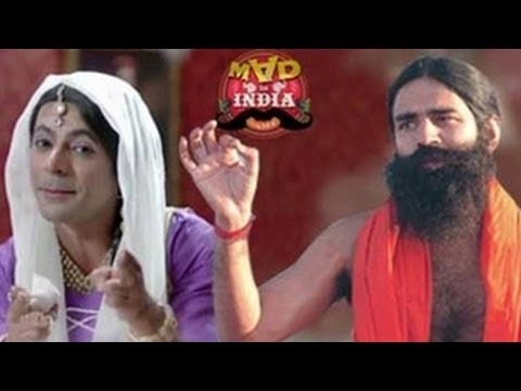 Sunil Grover's Mad In India | Baba Ramdev To Come As Guest