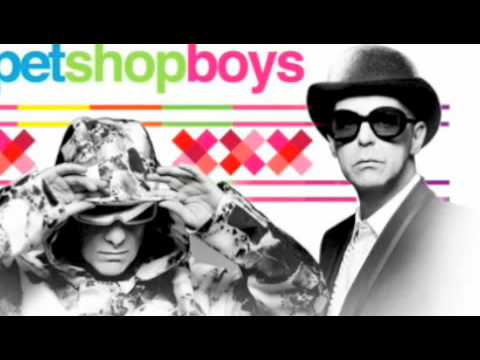 Pet Shop Boys - It Must be Obvious