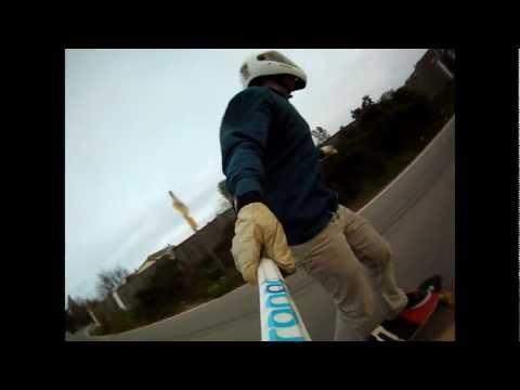 Longboarding: Drop In  [HD]