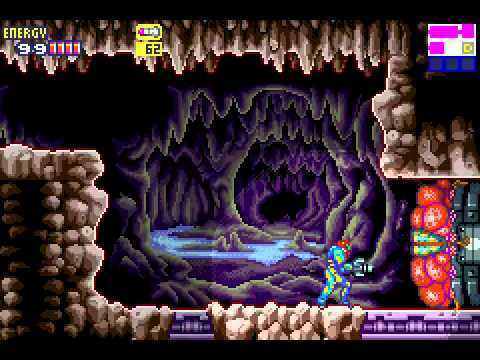 Misc Computer Games - Metroid - 1986 Theme
