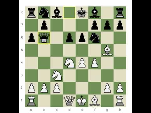 understanding the concept of the eight queens in the game of chess What is a pawn in chess crucial concept to understand in chess up deciding the very nature of the game (a classic example is isolated queen pawns in.