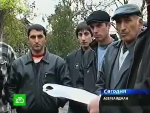 Азербайджан давит,гоняет лезгин.Азера решают