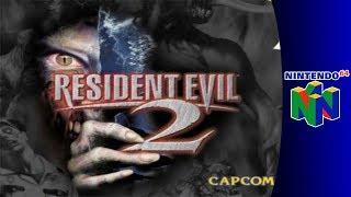 Nintendo 64 Longplay: Resident Evil 2