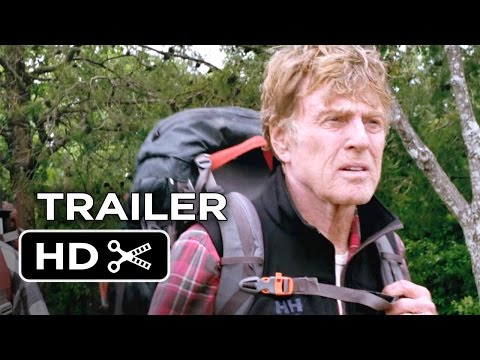 A walk in woods interviews robert redford and nick nolte