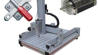CNC Router Step Motor Tamiri ve Bakımı