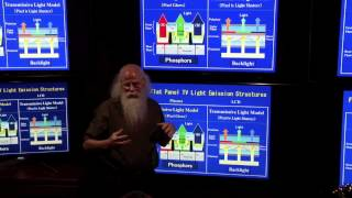 2012 HDTV Shootout - Dr Larry Weber Presentation