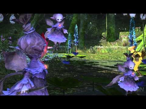 Final Fantasy XIV: A Realm Reborn Patch 2.1 A Realm Awoken Trailer