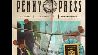 Penny Press: Roll & Move Reviews