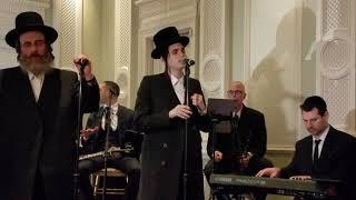 Nafshi Chamda Duet - Motty Steinmetz, Isaac Honig, Shira Chior, Blue Melody Band