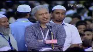 non muslim ask simple question then he Accept Islam After he Got  his Answer Dr Zakir Naik