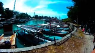 GILA BULE  MULUS!! wisata pulau pari - pantai pasir perawan - kep. seribu