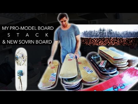 My Pro-Model Board Stack & New SOVRN Board